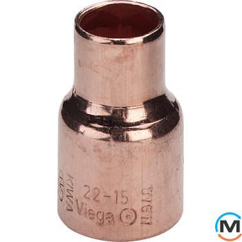 Муфта редукционная Ø12 х 10 (медная) -107420 Viega GmbH 95240
