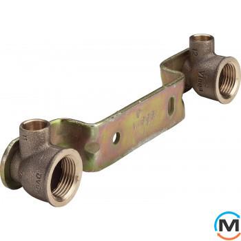 """Планка для смесителя Ø18 x 1/2"""" В (бронзовая) -108021 Viega GmbH 94476"""