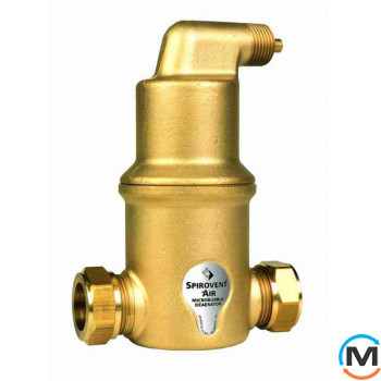 Сепаратор воздуха Spirotech SpiroVent Air 1¼""