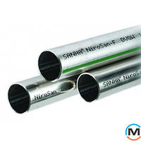 Труба из нержавеющей стали Sanha NiroSan 18 х 1,0 мм (м.)