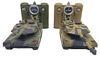 Танковый бой р/у 1:48 HuanQi 552 Leopard 2