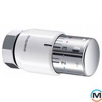 """Термостатическая головка Oventrop """"Uni SH"""" (М 30 х 1,5), белая/хромированныйированная"""