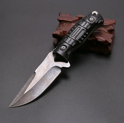 Нож нескладной. Охотничий нож JGF. Нож выжиания. Туристический, тактический нож.