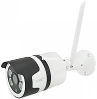 Камера настеннная потолочная уличная 2 в 1 Camera Cad 7010 Wifi ip 1mp White (3706)