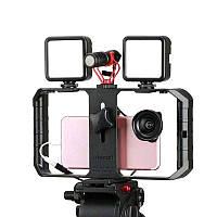 Накамерный свет Ulanzi VL49 6W Mini LED Video Light 2000mAh Built-in Battery 5500K