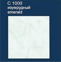 Плита потолочная пенополистирольная изумруд  гладкая  C1000 Solid 1м2