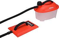 Паровой аппарат для снятия обоев сетевой YATO  2кВт емкость 4.5 л