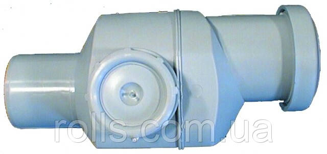 HL4 Предохранительный затвор обратного потока воды DN50 не фикальной канализации обратный клапан с лючком