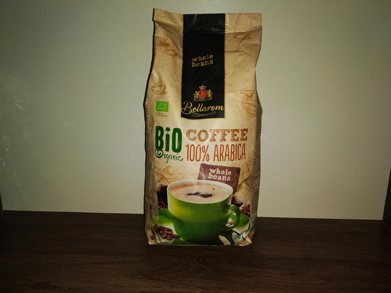 Кава в зернах Bellarom BIO organic 1кг