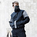 """Анорак мужской непромокаемый с рефлективными вставки """"Drax"""" от бренда """"ТУР"""", фото 3"""