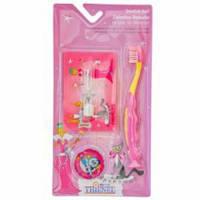 THIENELINO Детский набор по уходу за полостью рта (розовый) 20125