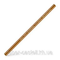 Вугільний олівець пресований Faber-Castell Pitt Сompressed Charcoal Medium, середній, 112995