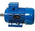 Электродвигатель АИР 132 М4 11 кВт 1500 об/мин, фото 2