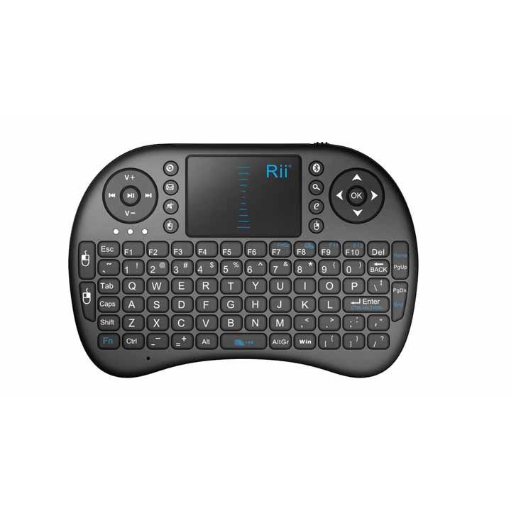 Беспроводная мини клавиатура Rii i8 mini | RT-MWK08 | Оригинал