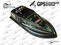 GPS maxi (100 водоемов, 9+1) Прикормочный кораблик Фурия с GPS автопилотом Maxi