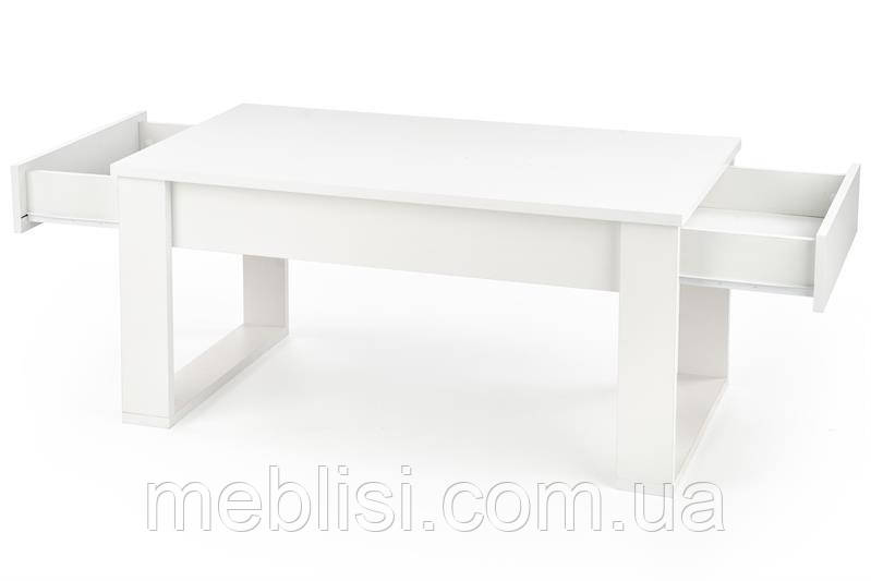 Журнальный стол NEA белый 110х60 (Halmar)
