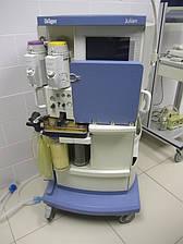 Наркозно-дыхательный аппарат с функцией ИВЛ  Dräger Julian