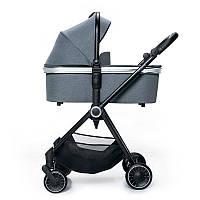 Детская универсальная коляска 2 в 1 Espiro Galaxy 17 Graphite Street