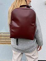 Рюкзак M84x4 бордо глянцевый, фото 1