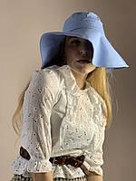 Шляпа SSPPx8 голубая, фото 1