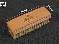 Полирующая щетка Saphir Medaille D'or Polishing Brush светлая щетина (2641213)