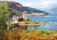 Кастор Пазлы Castorland «Замок Эйлеан Донан Шотландия» 2000 элементов., фото 1
