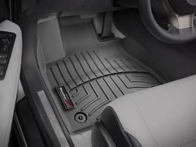 Ковры резиновые WeatherTech Lexus RX 2016+ передние черные