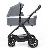 Детская универсальная коляска 2 в 1 Espiro Sonic Air 17 Graphite Street