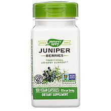 "Ягоды можжевельника Nature's Way ""Juniper Berries"" 850 мг (100 капсул)"