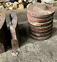 Чугунное, стальное литье метала по чертежам под заказ, фото 2