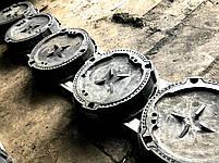 Чугунное, стальное литье метала по чертежам под заказ, фото 7