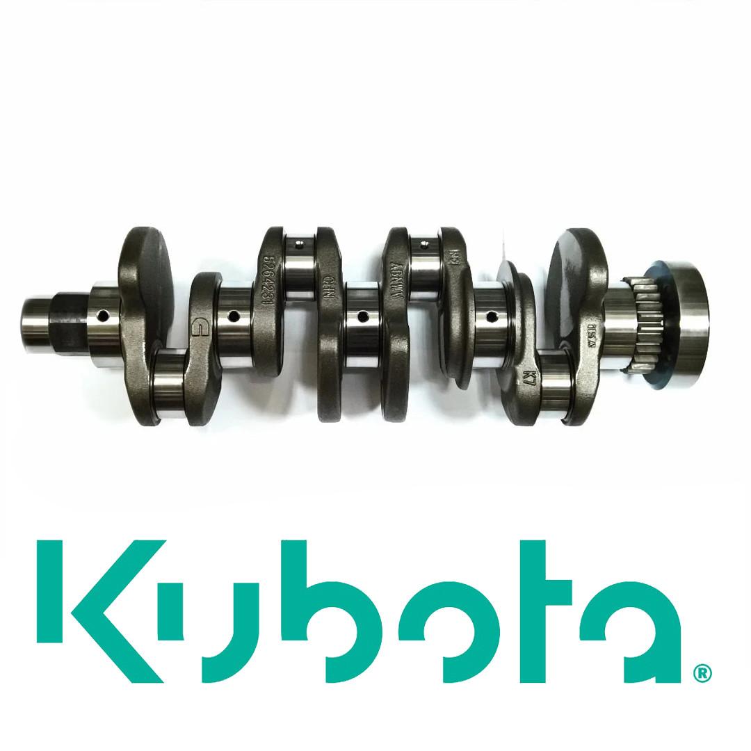 Коленвал для спецтехники Kubota