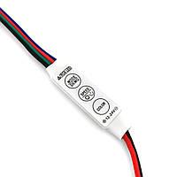Контроллер BIOM 6A MINI без пульта Д/У 12В RGB
