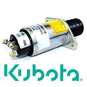 Соленоид для спецтехники Kubota