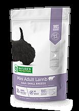 Корм Nature's Protection (Натур Протекшн) Adult Lamb для взрослых собак всех пород с ягненок 4 кг