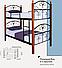 Кровать двухъярусная Патриция Вуд TM Melbi, фото 3