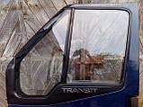 Двері передня ліва для Ford Transit , 2006-2013, фото 3