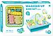 Детский игровой набор XY Washing up AZ122 бирюзовый от 3 лет, фото 6