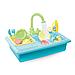 Детский игровой набор XY Washing up AZ122 бирюзовый от 3 лет, фото 2