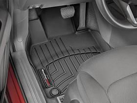 Килими гумові WeatherTech Mazda CX-5 2017+ передні чорні