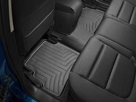 Килими гумові WeatherTech Mazda CX-5 2017+ задні чорні