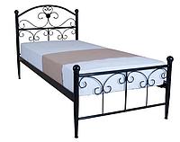 Кровать односпальная Лале с изножьем TM Lavito