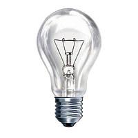 Лампа накаливания 300Вт Е27 230В В67 прозрачная (Груша)