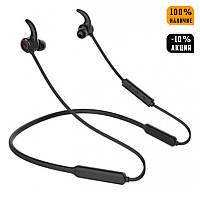 Беспроводные Bluetooth наушники GORSUN GS-E9 вакуумные, черные, бездротові блютуз навушники