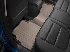 Килими гумові WeatherTech Mazda CX-5 2017+ задні бежеві