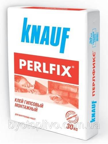 Perlfix Knauf, 30кг, Гипсовый клей