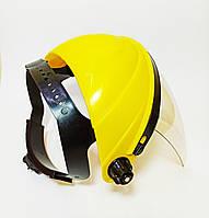 Защитная маска пластик (щиток)