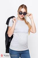Футболки майки для беременных и кормящих