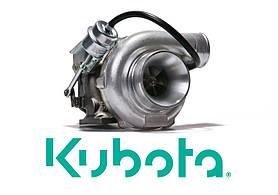 Турбокомпрессор для спецтехники Kubota