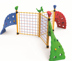 Спортивно-игровые элементы для детских площадок